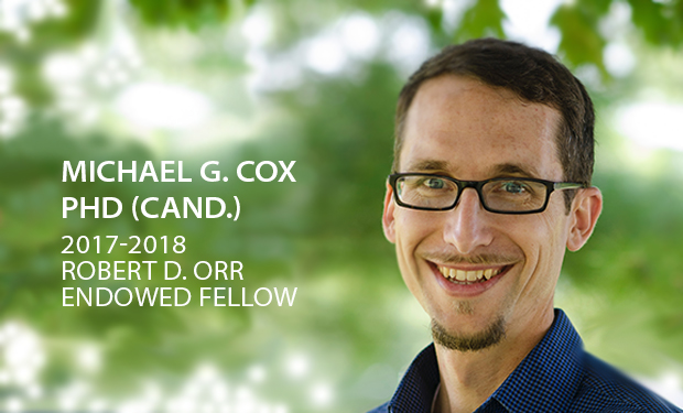 2017 Orr Fellow