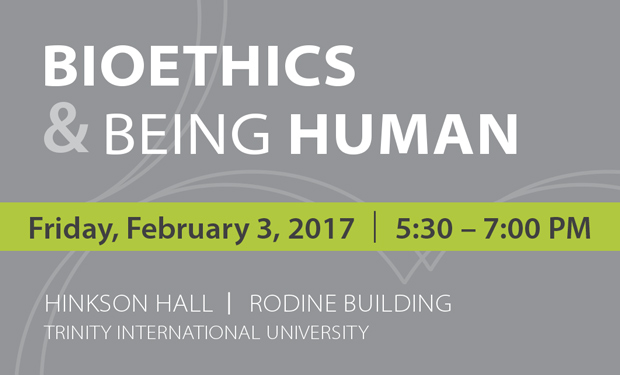 Academy of Fellows 2017: Bioethics & Being Human