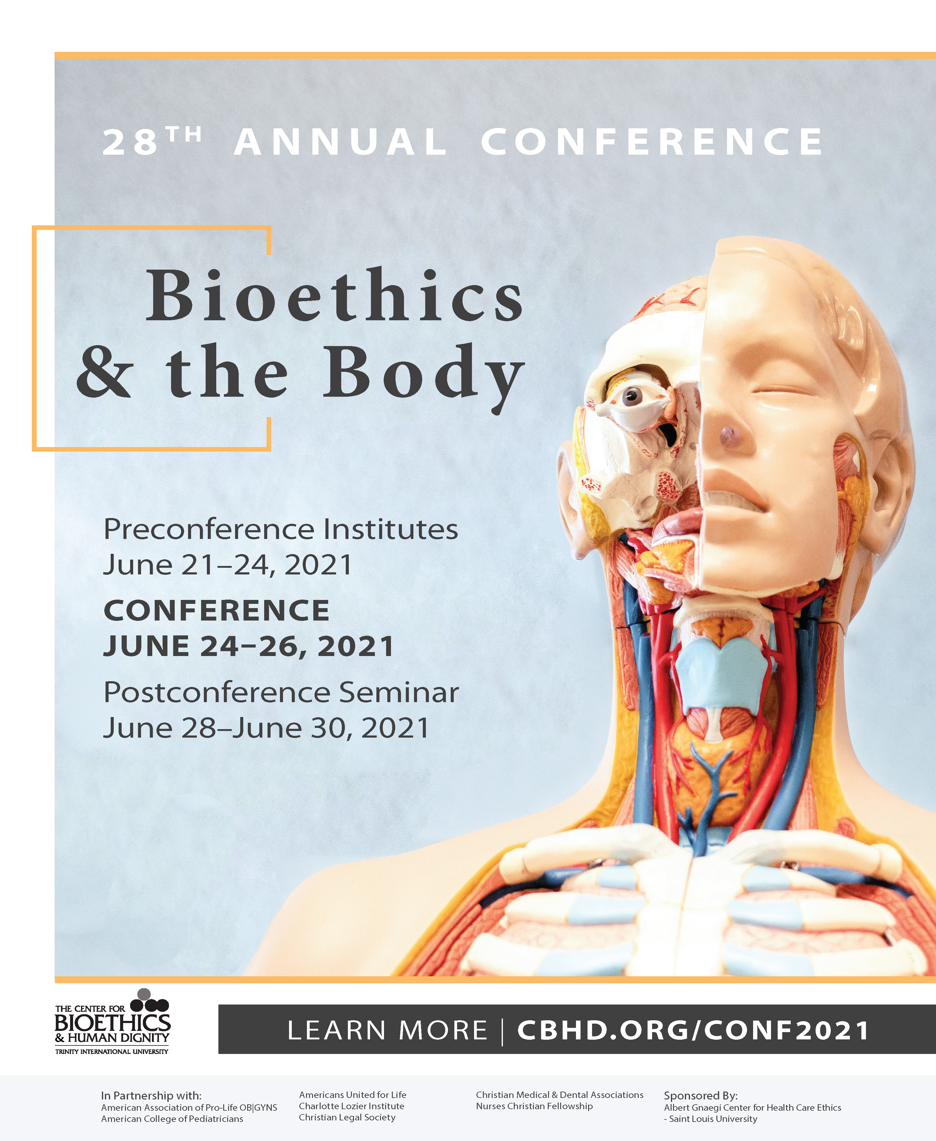 CBHD 24th Annual Summer Conference - Genetic and Reproductive Technologies