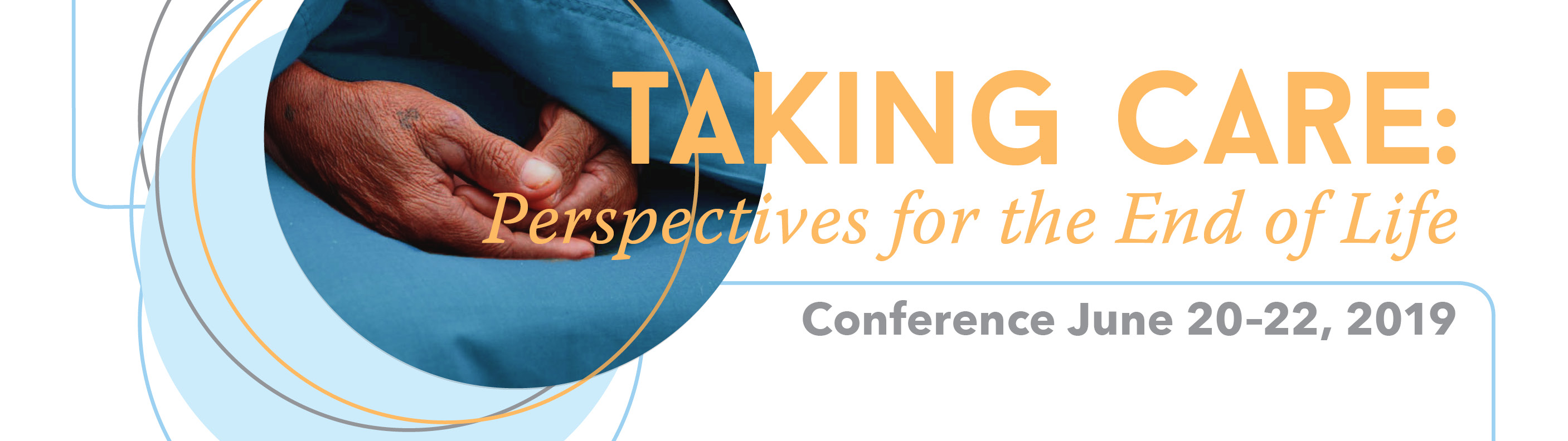 Taking Care Conference Header